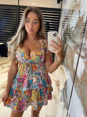 Eliva Dress